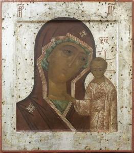 Касимовская Казанская икона