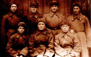 В начале Великой Отечественной войны